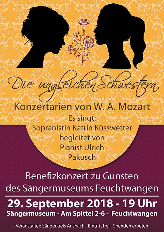 Poster 2 Die ungleichen Schwestern